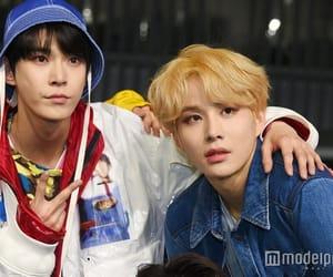 idol, kpop, and jungwoo image