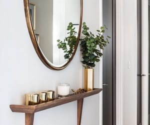 home, mirror, and theme image