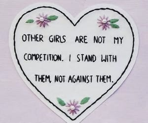 girl, quotes, and feminism image