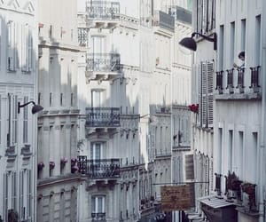 vintage, white, and architectures image