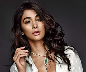actress, goergeous, and pooja hegde image