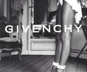 Givenchy, fashion, and model image