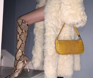 snakeskin and vintage image