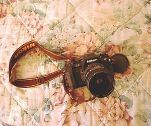 camera, nikon, and vintage image