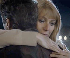 Avengers, gwyneth paltrow, and hug image