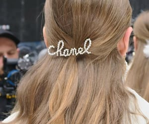 chanel, hair, and blonde image