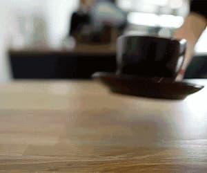gif and coffee time image