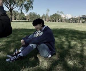 hyunjin and stray kids image