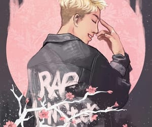 wallpaper, rm, and bts image