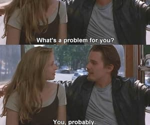 before sunrise, couple, and movies image