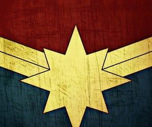 art, capitana marvel, and Marvel image