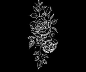 wallpaper, phone, and rose image
