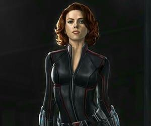 Marvel, peliculas, and Scarlett Johansson image