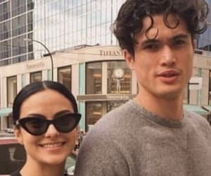 riverdale, charles melton, and camila mendes image
