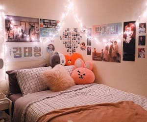 room and bt21 image