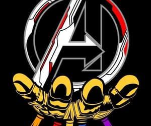 Avengers, mug, and comics image
