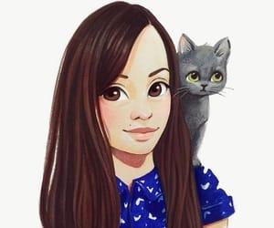 cats, gatitos, and felinos image