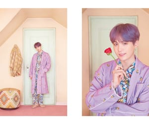 min, map of the soul: persona, and bts image