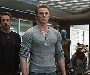Avengers, captain america, and rocket image