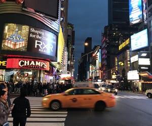 america, newyork, and signature image
