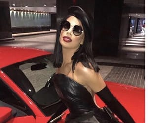aesthetic, car, and drag race image