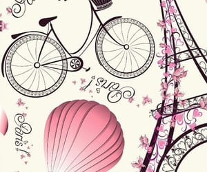background, happy, and pink image