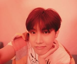 army, jhope, and map of the soul persona image