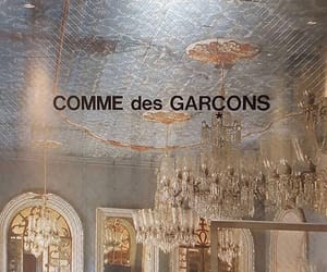 aesthetic, art, and comme des garcons image