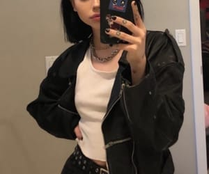 maggie lindemann, outfit, and style image