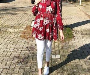 ruffle blouse image