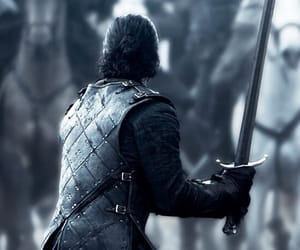 picture, tv show, and jon snow image