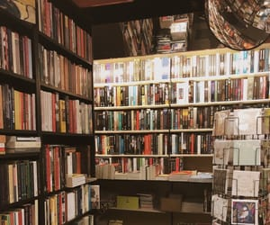 aesthetic, amsterdam, and books image