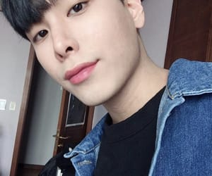 handsome, ulzzang boy, and asian eye candy image