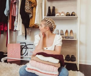 braids, cleaning, and closet image