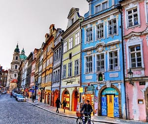 travel, prague, and europe image