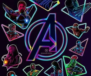 Action, endgame, and Avengers image