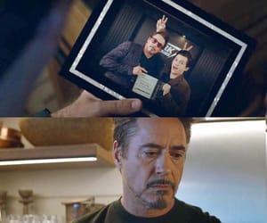 Avengers, Marvel, and robert downey jr image