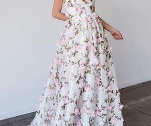dresses, eveningdress, and formaldress image