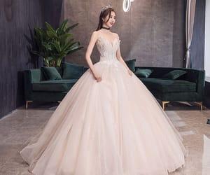 bridal, wedding dress 2019, and girl image