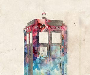 art, doctor who, and pretty image