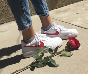 airforce, fashions, and nike image