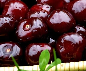 cherry, healthy, and yummy image