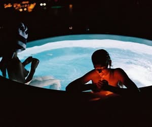 fun, jacuzzi, and pool image