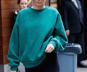 candid, casual, and green image