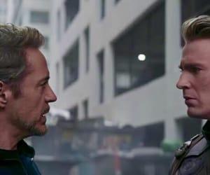 Marvel, endgame, and captain america image