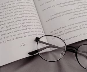glasses and grey image
