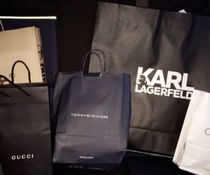 Calvin Klein, gucci, and shopping image