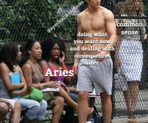 astrology, meme, and funny image