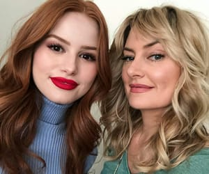 madelaine petsch, alice cooper, and riverdale image