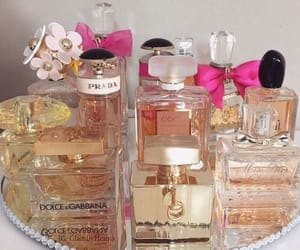 perfume, chanel, and miss dior image